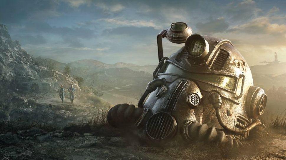 Fallout Bethesda casque armure.
