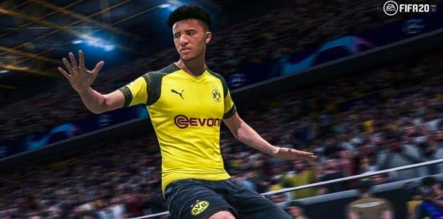 Aubameyang FIFA 20