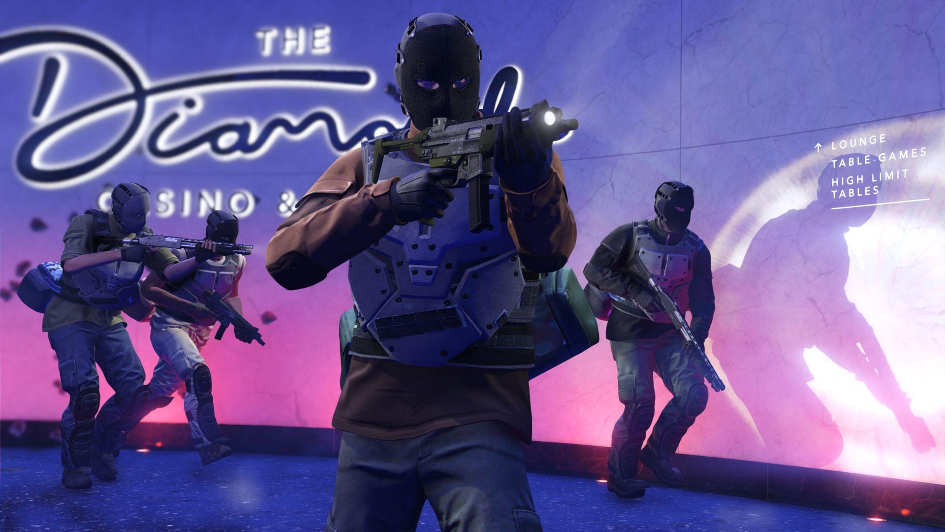 Une arrivée prochaine de la VR pour GTA ?