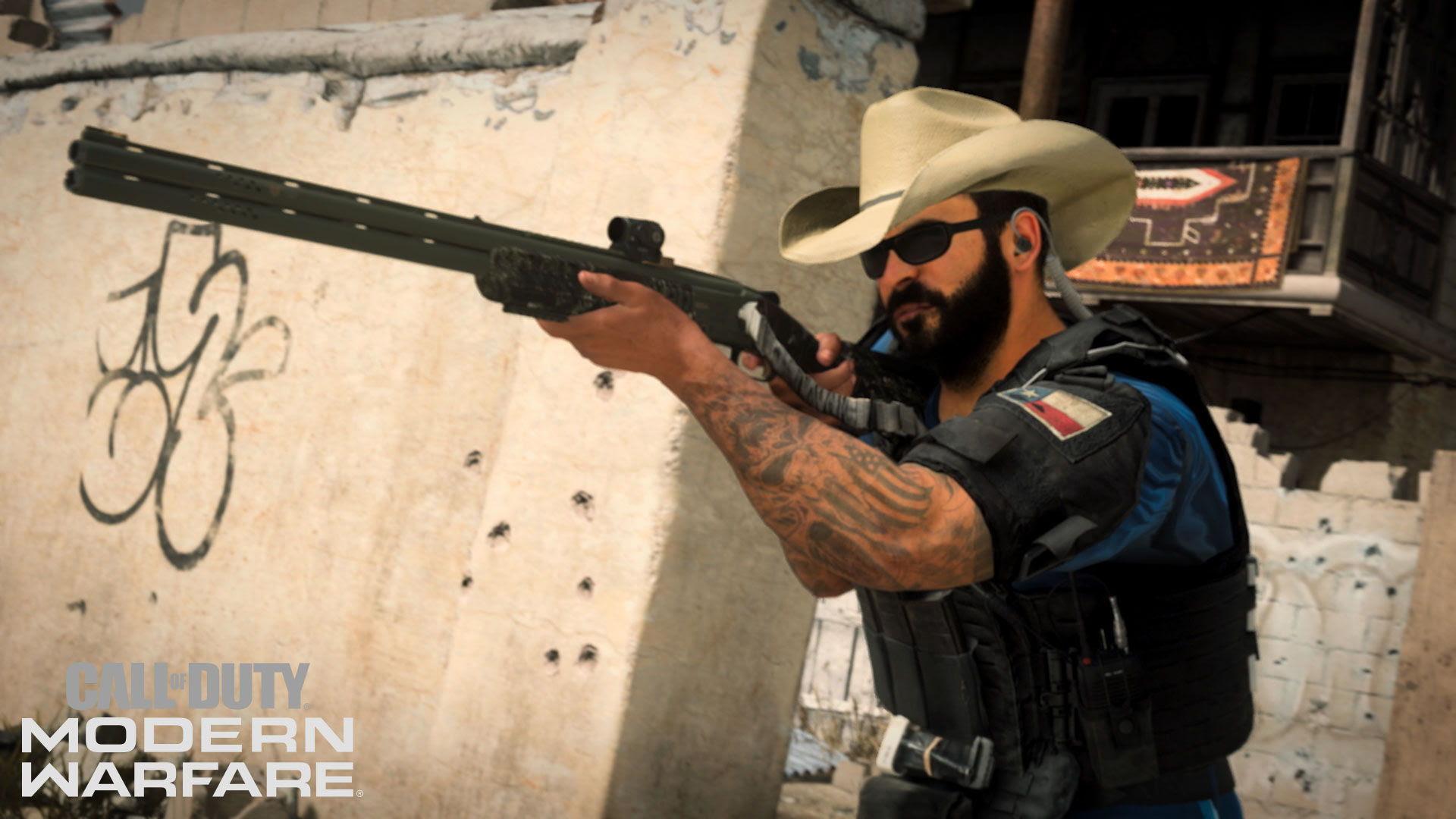 D-DAY Modern Warfare Warzone Infinity Ward
