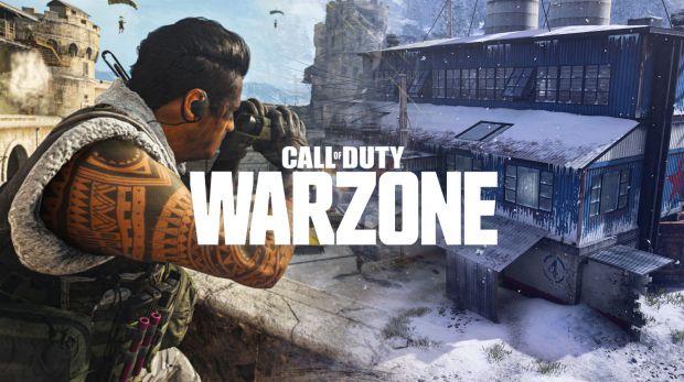 De nouvelles zones de Warzone ont été découvertes grâce à une fuite de CoD 2020