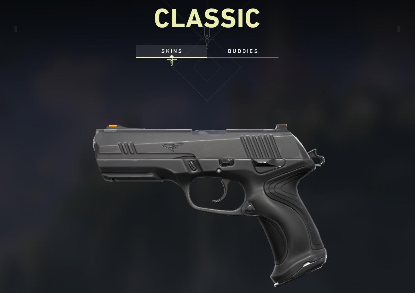 Classic, le pistolet dans Valorant