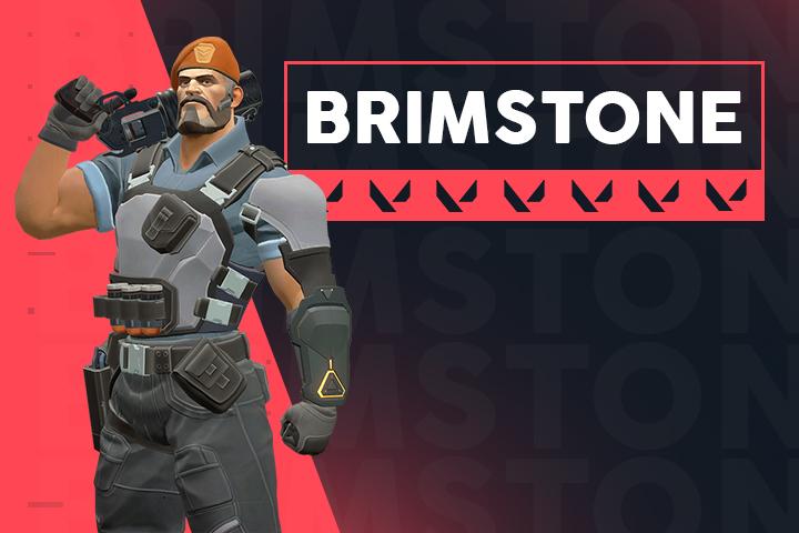 Brimstone, agent de Valorant