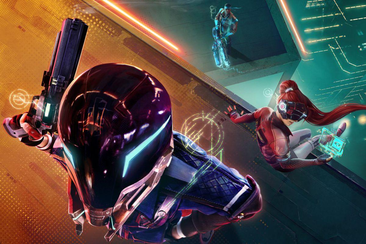 Hyper Scape est le dernier battle royal multijoueur d'Ubisoft