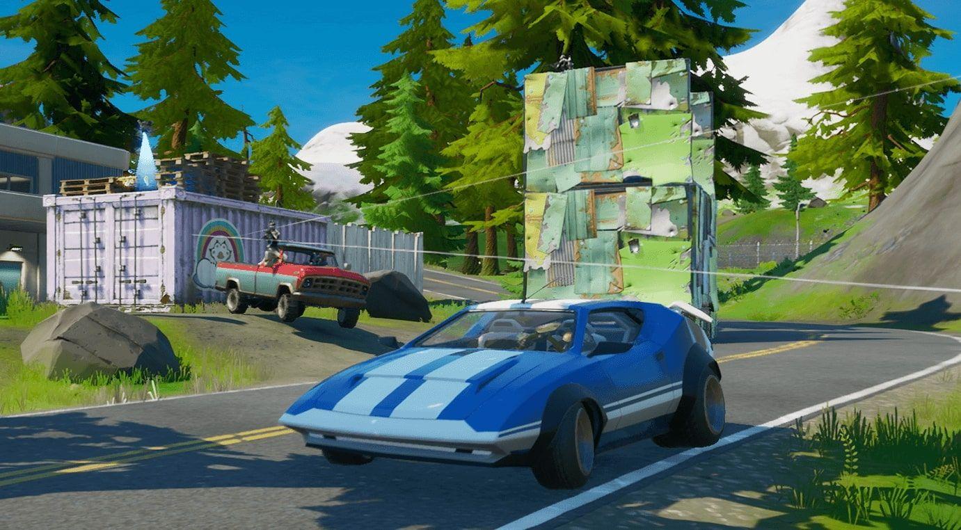 Ces nouveaux véhicules étaient apparus dans le trailer de la saison 3 de Fortnite