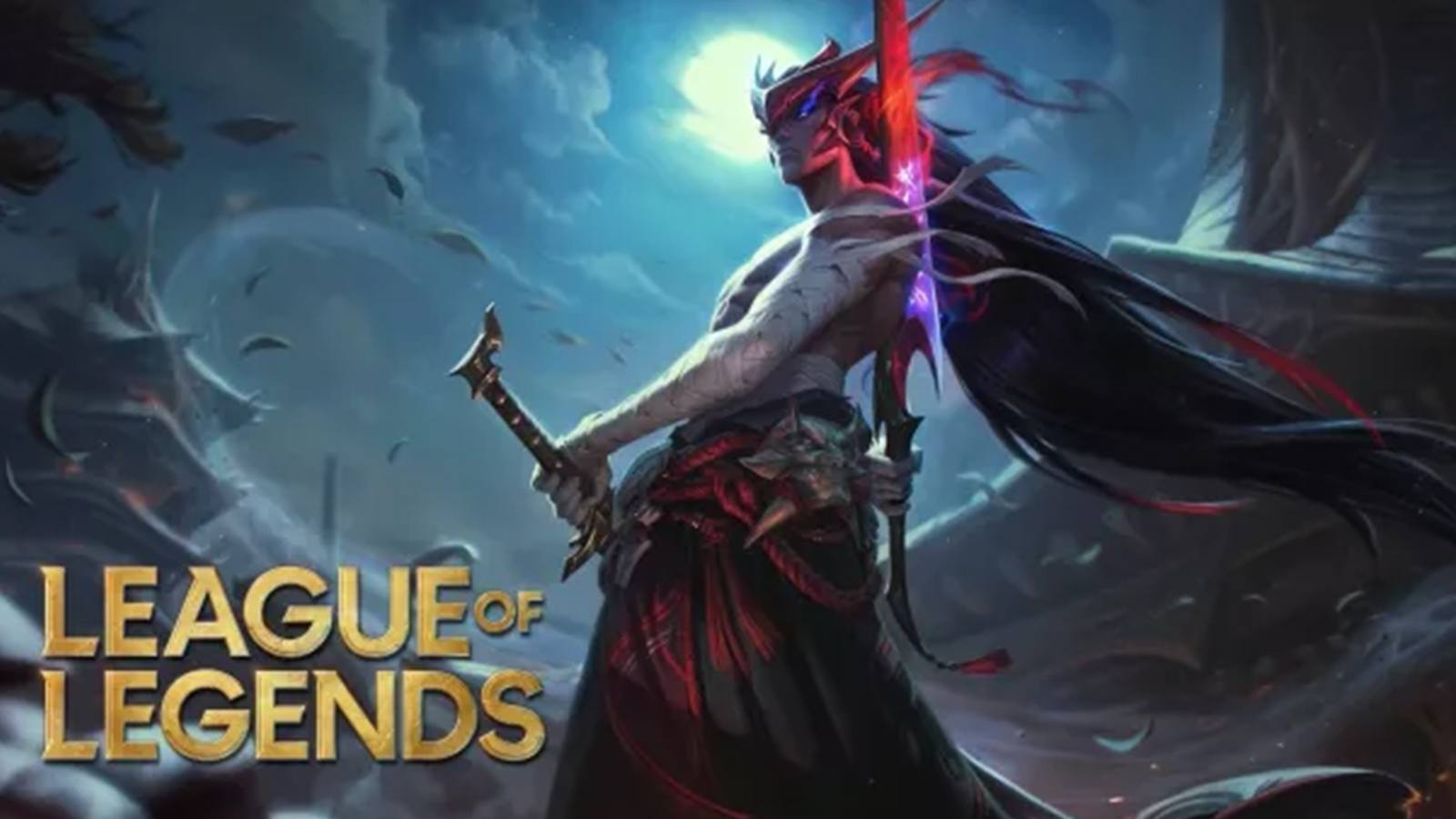 Yone est le prochain champion de League of Legends