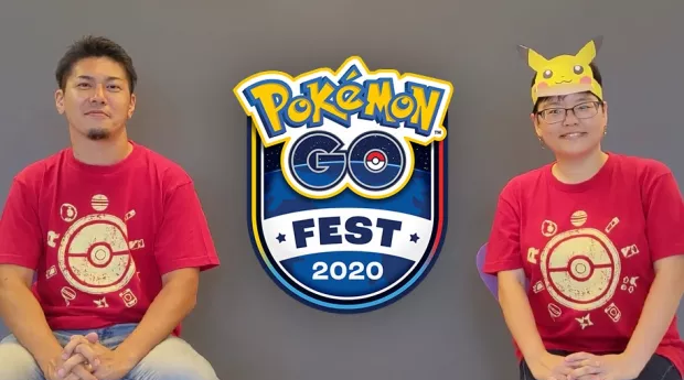 Pokémon Go Fest 2020 Niantic Pokémon Company