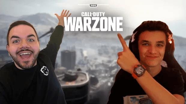 Call of Duty Warzone Infinity Ward CouRageJD | landonorris