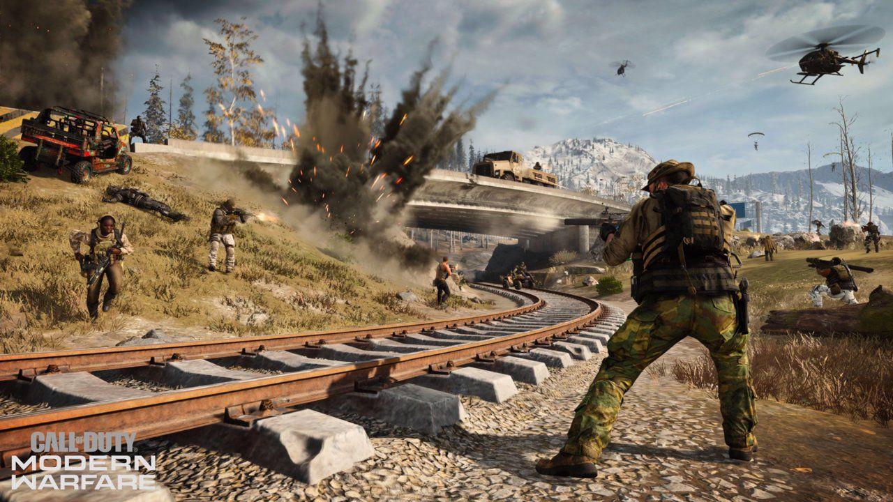 Call of Duty: Modern Warfare Infinity Ward Activision