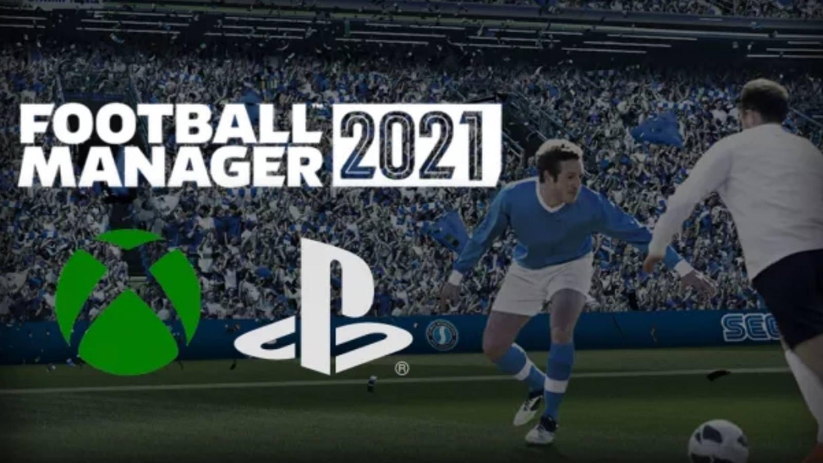 Football Manager 2021 pourrait sortir sur console