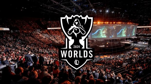 Worlds League of Legends 2020 Riot Games