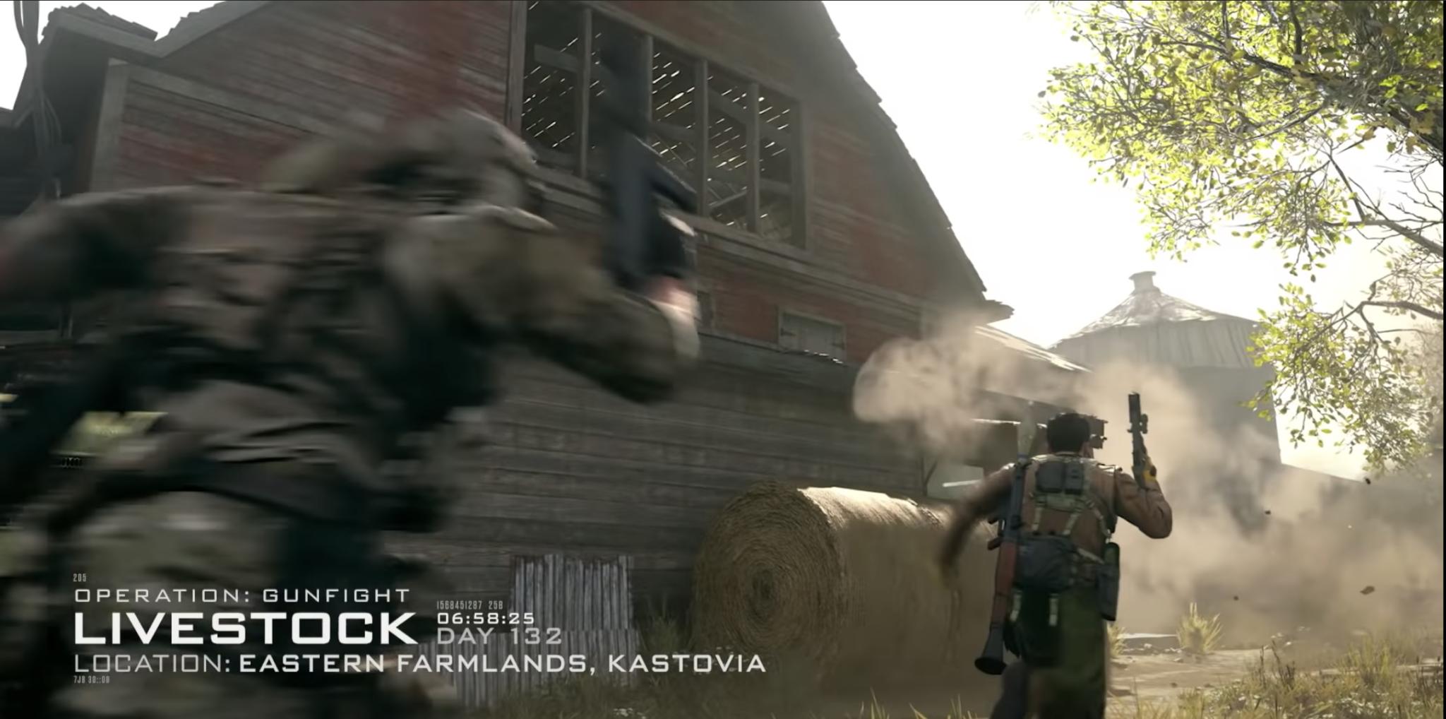 Saison 5 Modern Warfare Warzone Infinity Ward Livestock