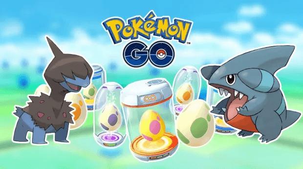 Pokémon Go Solochi Griknot oeufs incubateurs Niantic