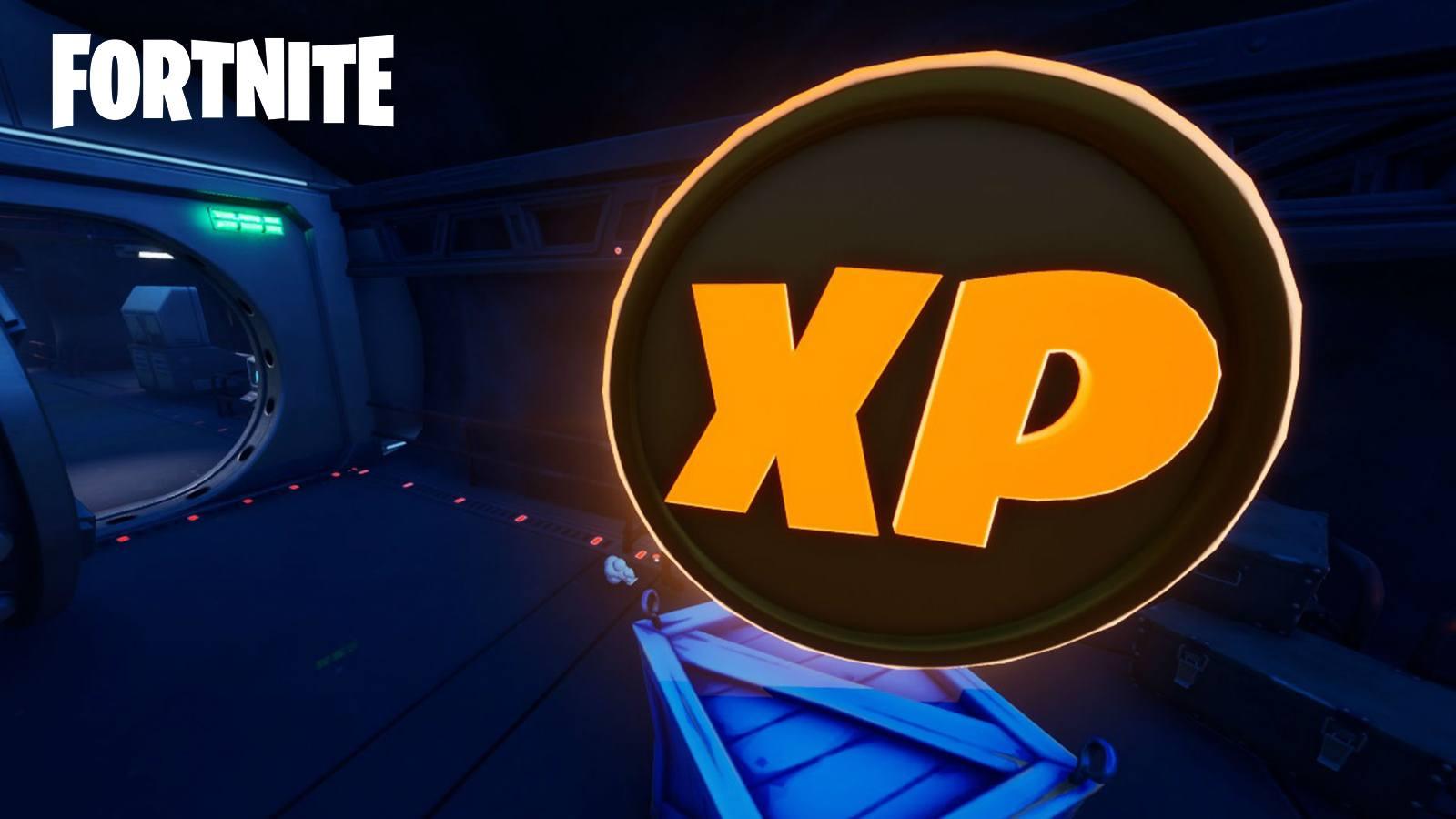 Les emplacements des pièces d'XP Fortnite de la semaine 8 saison 3