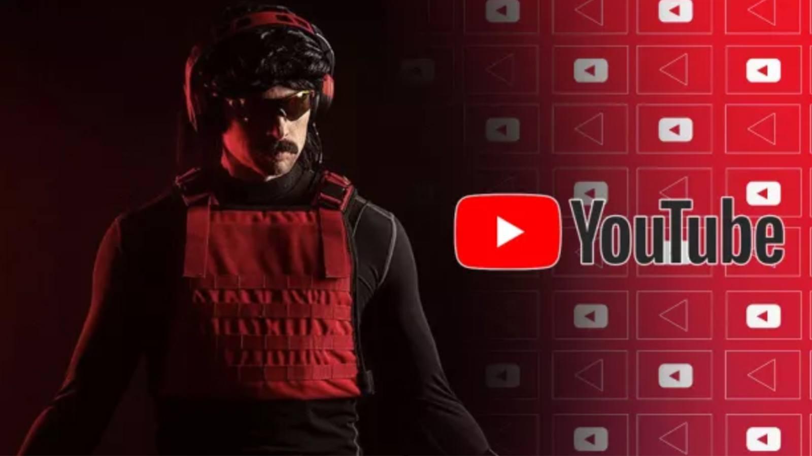 Dr Disrespect va maintenant streamer sur YouTube après son ban définitif de Twitch