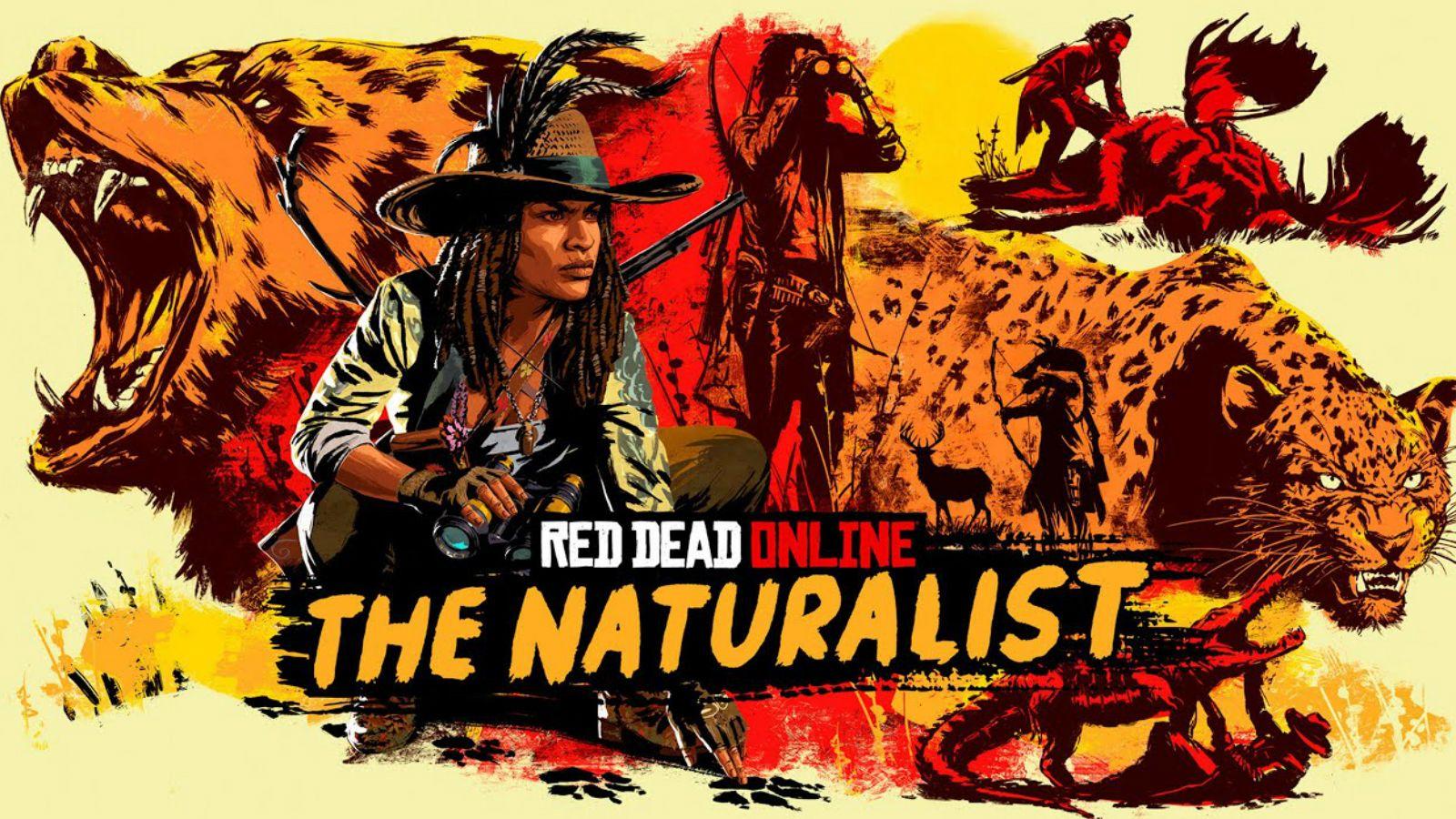 Red Dead Online Rockstar Games The Naturaliste