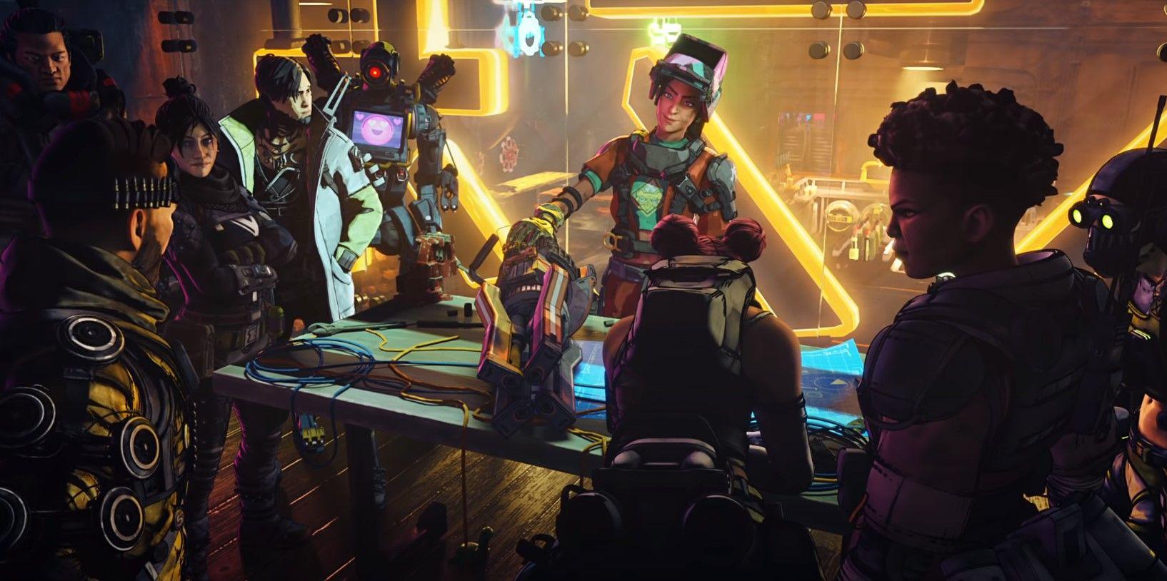 Apex Legends Rampart Saison 6 Respawn Entertainment