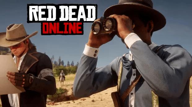 Red Dead Online Rockstar Studios