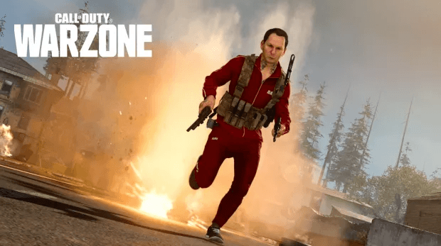 Warzone Opérateur explosion Infinity Ward