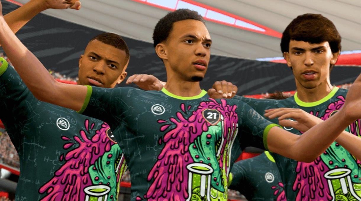 FIFA 21 bêta EA SPORTS