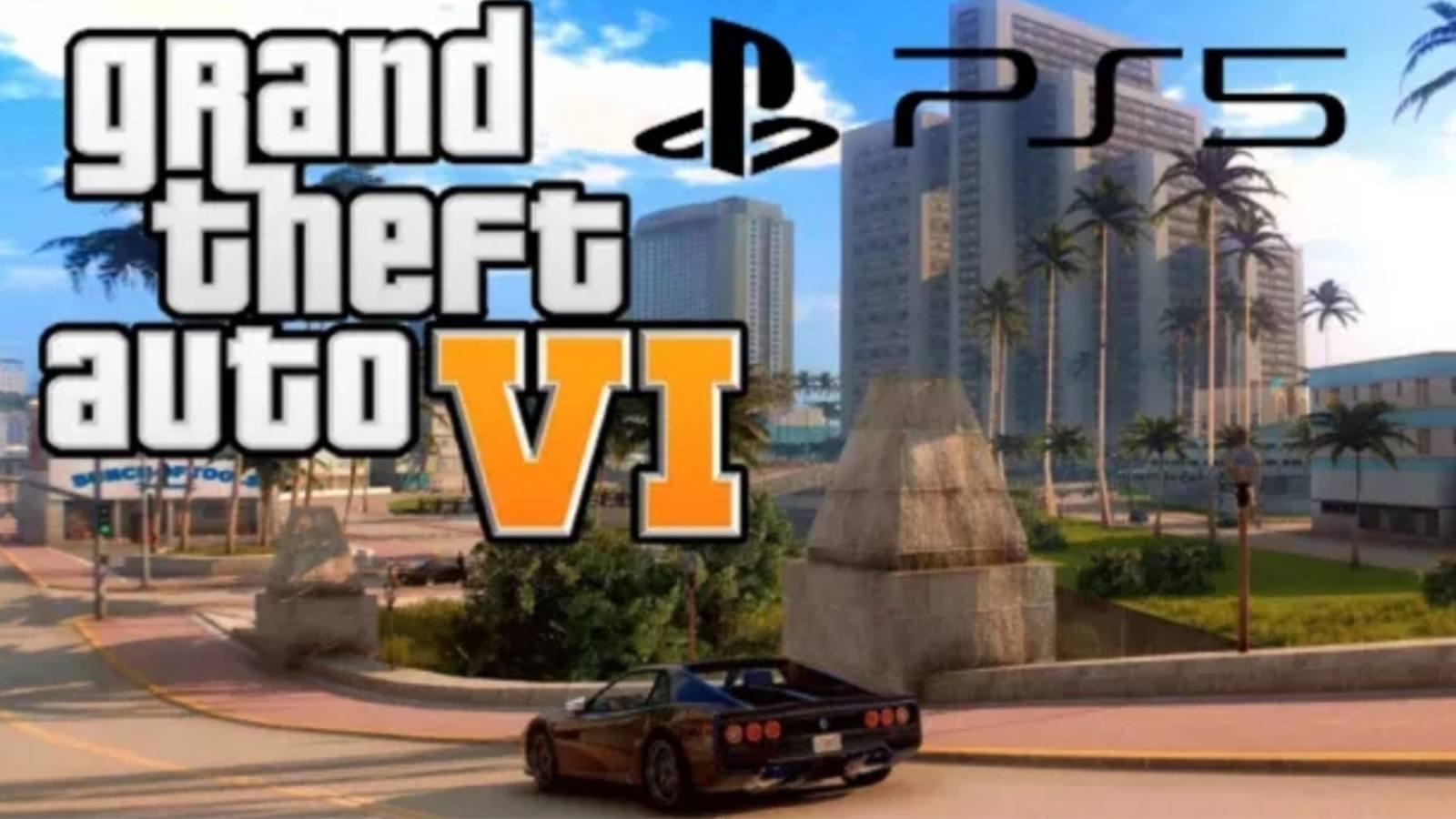 GTA 6 en exclusivité sur la PlayStation 5