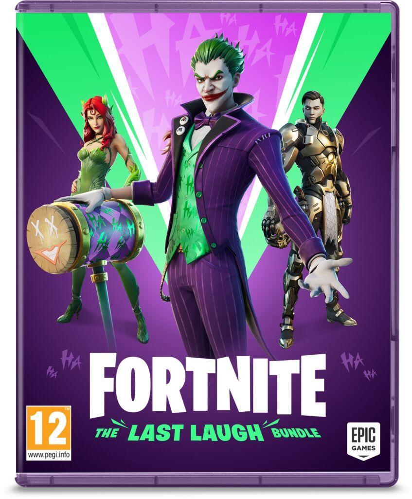 Le Joker et Poison Ivy débarquent sur Fortnite