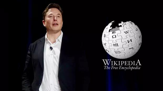 Des internautes ont ruiné la page Wikipédia d'Elon Musk