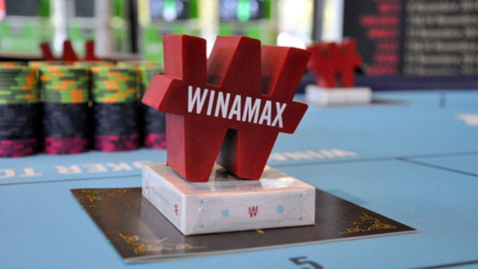 Winamax table poker jetons