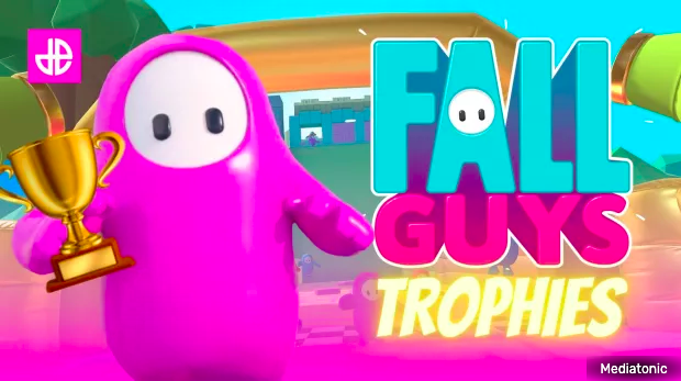 Trophée Fall Guys