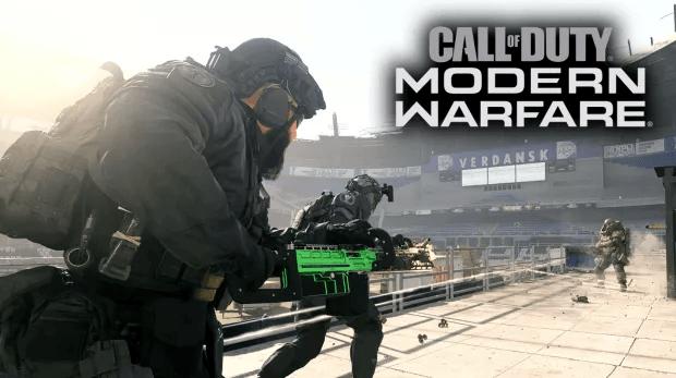 Modern Warfare FiNN Infinity Ward