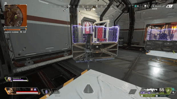 placement rampart apex guide