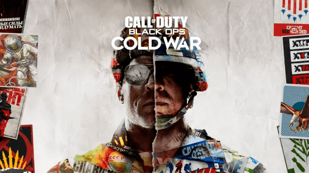 Call of Duty Black ops Cold War affiche Activision