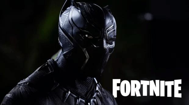 Black Panther Marvel Fortnite