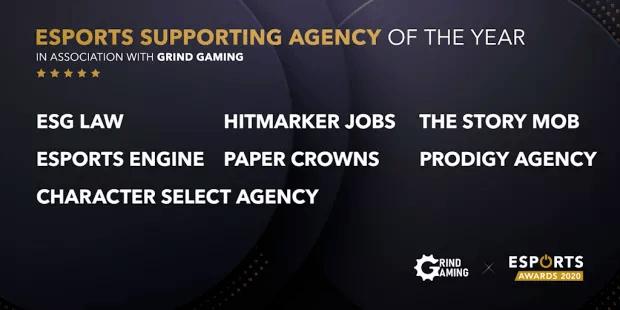 Esports Awards agence