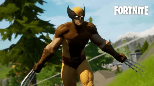 Fortnite Wolverine Epic Games