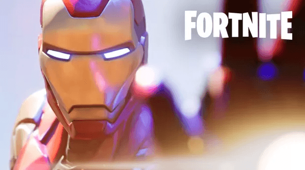 Fortnite Iron Man Epic Games
