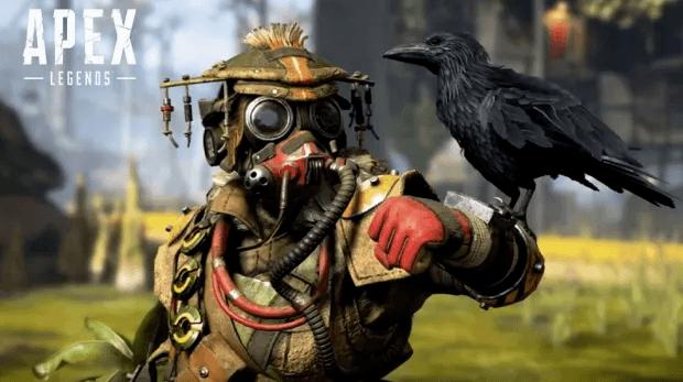 Bloodhound Apex Legends Respawn Entertainment