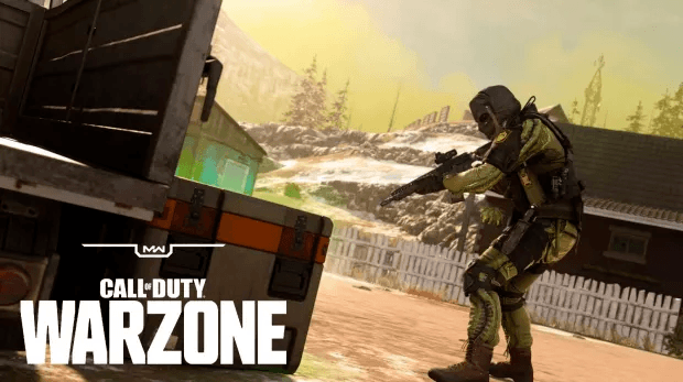 warzone cod