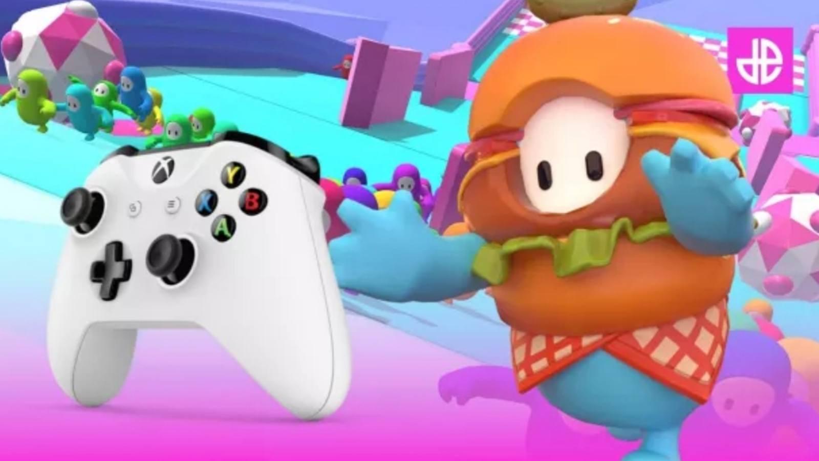 Fall Guys pourrait bientôt arriver sur Xbox One