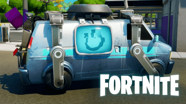 Vans de rétablissement Fortnite Epic Games