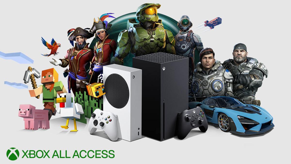 Tout savoir sur le Xbox All Access
