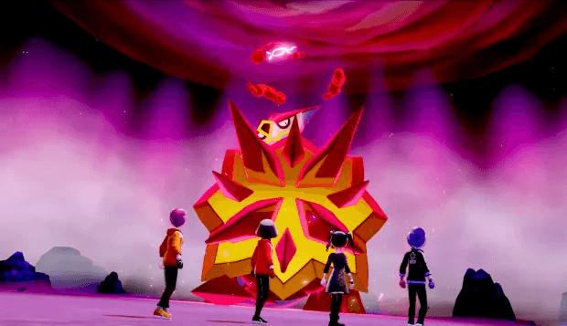 Pokémon Epée Boumata raid Game Freak