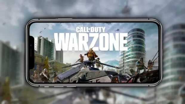 L'arrivée de Warzone sur mobile semble se confirmer