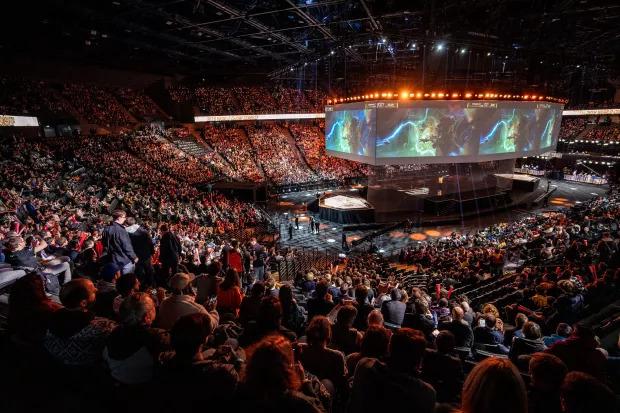 Les Worlds sont l'événement principal de League of Legends