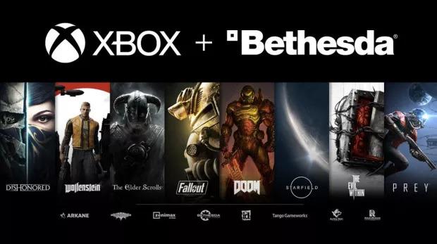 Microsoft a officiellement racheté Bethesda