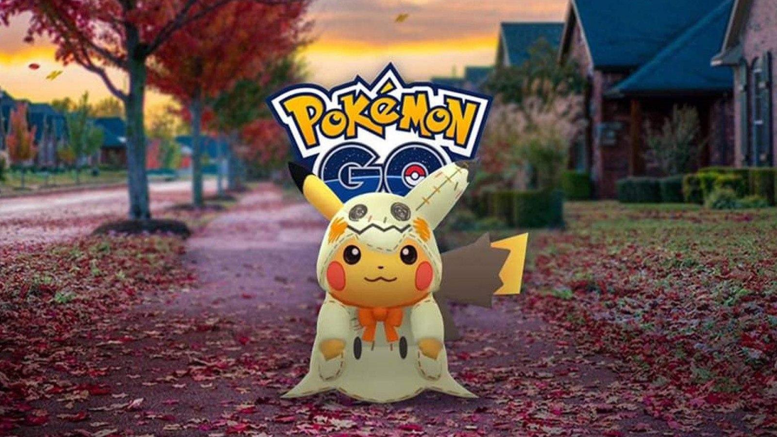 Evénement Halloween sur Pokémon Go