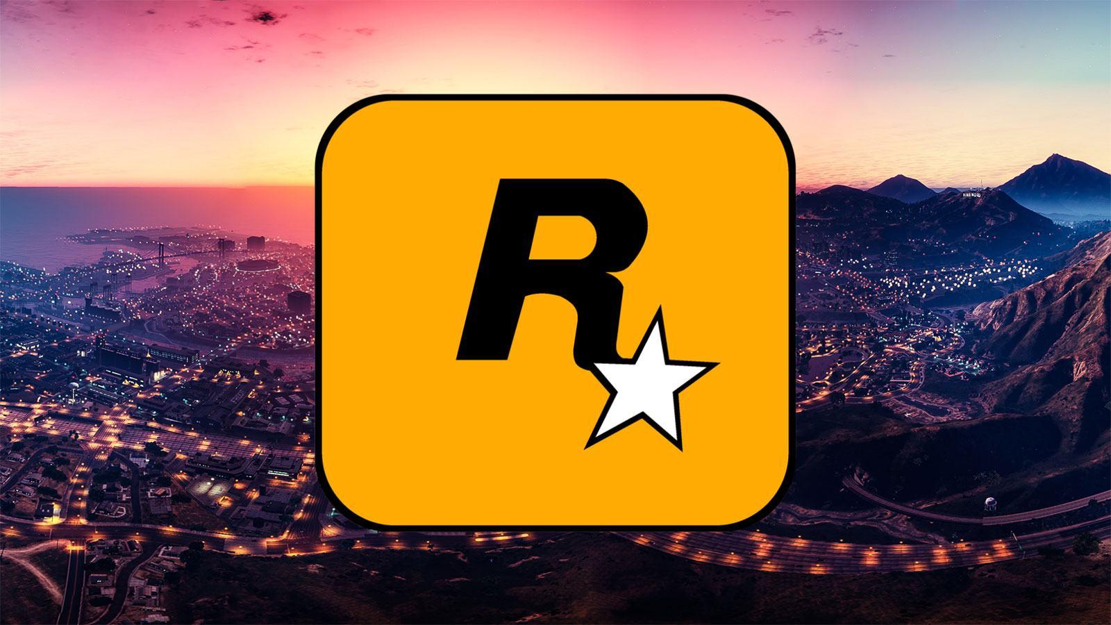 Logo de Rockstar Games