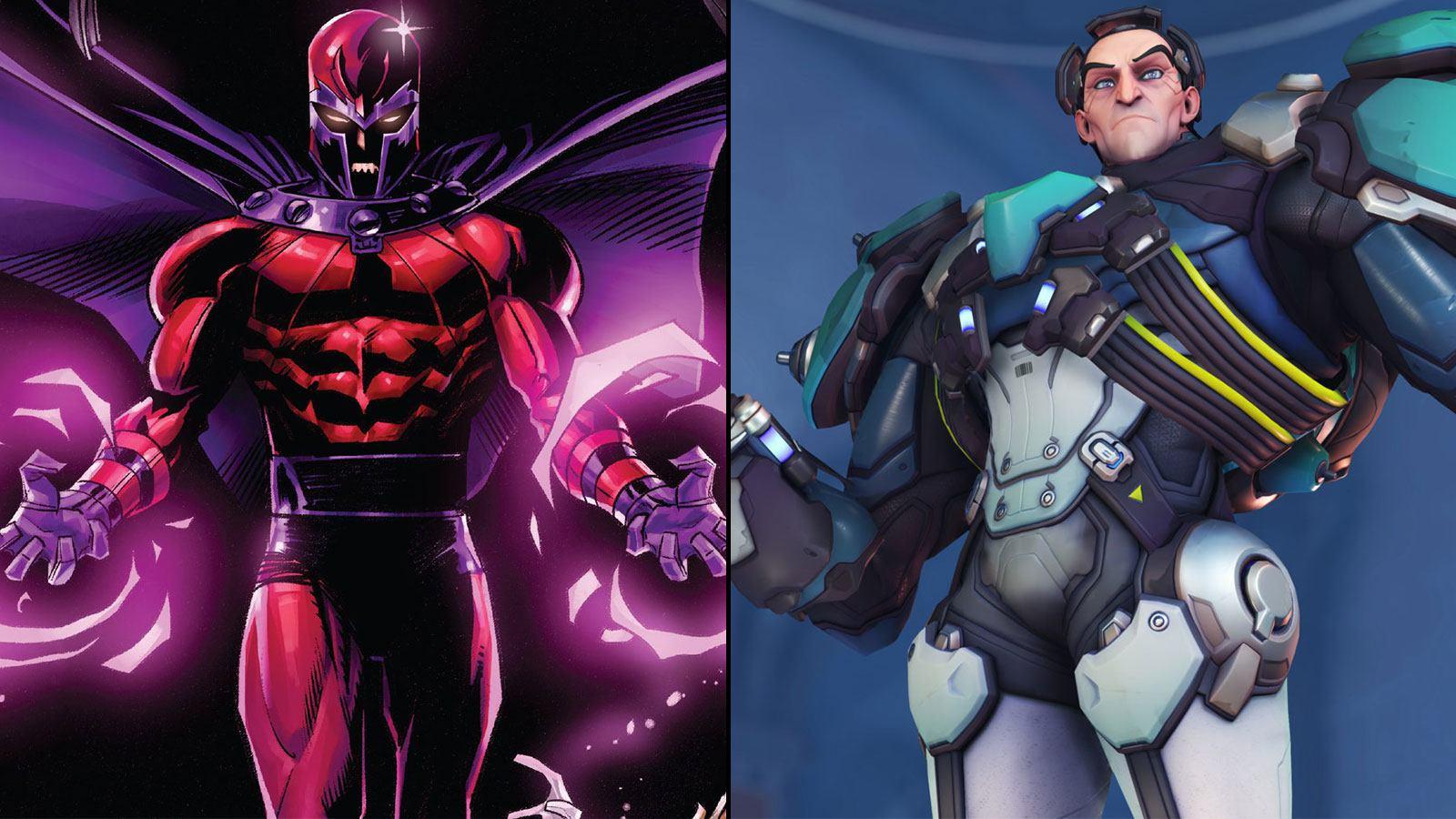 Sigma en skin Magneto