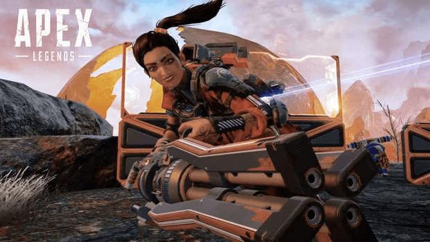 Apex LEgends Rampart EA Respawn entertainment