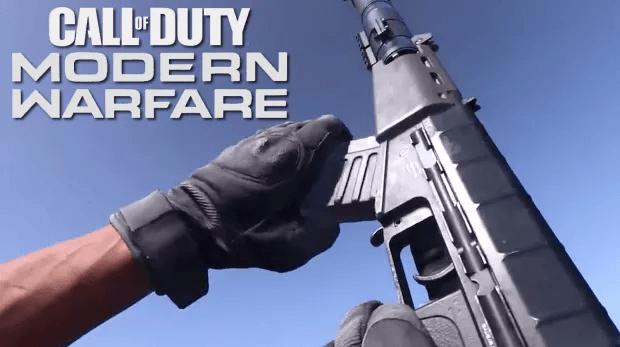 Call of Duty AS VAL Saison 6 Infinity Ward